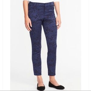 Old Navy ~ Jacquard Pixie Pants